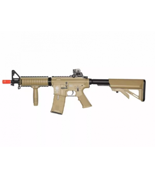 AEG ICS AIRSOFT M4 CQB RIS EBB TRANSFORM FULL METAL PROLINE