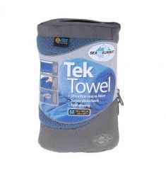TOALHA ULTRA ABSORVENTE SEA TO SUMMIT TEK TOWEL TAM. M AZUL