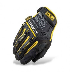 PROMOCAO LUVA MECHANIX M PACT BLACK YELLOW XG
