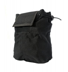 BOLSO MODULAR DISPENSER MAGAZINE DROP POUCH AIRSOFT PRETO