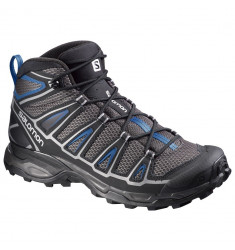 BOTA SALOMON X ULTRA MID AERO A MAIS LEVE DO MUNDO 440GR