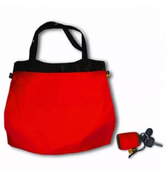 BOLSA ULTRACOMPACTA SEA TO SUMMIT ULTRA SIL BAG VERMELHO