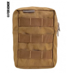 BOLSO MODULAR VERTICAL MOLLE 2 FORHONOR COYOTE