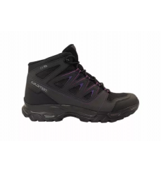 BOTA FEMININA SALOMON UPSTONE MID CS WP 100% IMPERMEÁVEL