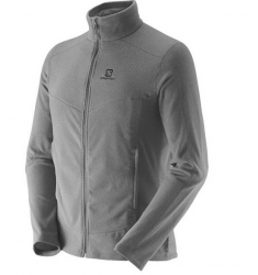 JAQUETA FLEECE SALOMON POLAR - MASCULINA